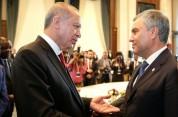 ՌԴ Պետդումայի նախագահը հանդիպել է Էրդողանի հետ