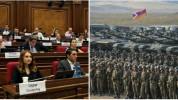 «Իմ քայլը» սպասում է բանակի ազդակներին. վաղը ռազմական դրությունը վերացնելու հարցով ԱԺ-ում ...