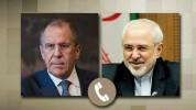 Ռուսաստանի և Իրանի արտգործնախարարները քննարկել են ԼՂ-ում տիրող իրավիճակը