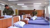 ԼՂ-ում ավարտվել է ՌԴ խաղաղապահների համար նախատեսված 30 բլոկ-մոդուլային քաղաքի շինարարությո...