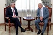 Փոխվարչապետ Մհեր Գրիգորյանը և ՌԴ դեսպանը մտքեր են փոխանակել հայ-ռուսական երկկողմ հարաբերու...