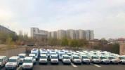 Առողջապահության նախարարության Տոյոտա ամենագնաց ռեանիմոբիլները հասան Երևան