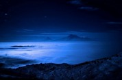 Արարատյան դաշտը ծածկած մառախուղը նկարահանվել է Ողջաբերդի կողմից