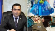 Հիշեցնեմ, որ 2022 թվականից Հայաստանում արգելվելու է միանգամյա օգտագործման պոլիէթիլենային տ...