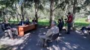 Ռոմանոս Պետրոսյանը Սևան ազգային պարկի աշխատակազմի հետ քննարկել է Սևանի հիմնախնդիրներին վեր...