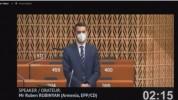 Ռուբինյանը կոչ արեց ԵԽԽՎ-ին՝ կողմ լինել Արդարությանը (տեսանյութ)