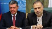 ՌԴ ԱԳ փոխնախարարը և Մոսկվայում Իրանի դեսպանը քննարկել են ԼՂ թեման և հայ-ադրբեջանական սահմա...