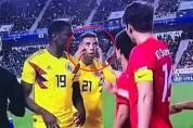 Կոլումբիայի ընտրանու ֆուտբոլիստը որակազրկվել է 5 խաղով