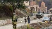 Ռուս խաղաղապահների ուղեկցությամբ ավելի քան 50 ուխտավոր այցելել է Ամարաս և Դադիվանք