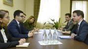 Ռուստամ Բադասյանն ընդունել է Ֆրանսիայի դեսպանին․ քննարկվել են նոր դատավորների նշանակման ըն...