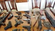 Քաղաքացիները շարունակում են զենք և զինամթերք հանձնել․ ոստիկանություն