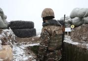 Հակառակորդը հայ դիրքապահների ուղղությամբ արձակել է ավելի քան 250 կրակոց. ինֆոգրաֆիկա