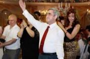 Состоялась свадьба дочери Гагика Хачатряна: присутствовала вся политическая элита во главе...