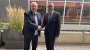Արմեն Սարգսյանը հանդիպել է Առողջապահության համաշխարհային կազմակերպության գլխավոր տնօրենի հ...
