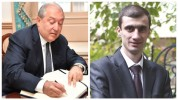 Նախագահը ստորագրել է Մեսրոպ Առաքելյանին պաշտոնից ազատելու հրամանագիրը