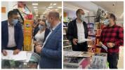 ՍԱՏՄ-ն շարունակում է ստուգայցերը  Աջափնյակ և Դավթաշեն վարչական շրջանների խոշոր խանութներու...