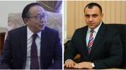 ՍԴ նախագահն ընդունել է Չինաստանի նորանշանակ դեսպանին