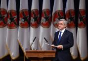 Երբ ժամանակը գա, ելույթ կունենամ. Սերժ Սարգսյան