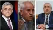 Սերժ Սարգսյանի և մյուսների գործով դատական առաջին նիստը կկայանա փետրվարի 25-ին