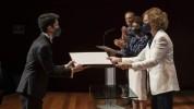Իսպանիայում Սևան Ղարիբյանը թագուհի Սոֆիայի կողմից արժանացել է «Լավագույն ուսանող» դիպլոմի