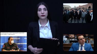 Թուրքական լրատվամիջոցները եկան Հայաստան՝ Փաշինյանի ցույցը լուսաբանելու համար, Հայկ Սարգսյանը յուրացրեց հումանիտար  օգնությունը․ Շաբաթվա ստերը (տեսանյութ)