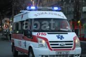 Խոշոր ավտովթար Սախարովի հրապարակում. 2 երեխա տեղափոխվել է հիվանդանոց