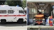 Կառավարության նվիրաբերած ՈՒԱԶ ամենագնաց մեքենաներն արդեն Շիրակի մարզում են (լուսանկարներ)
