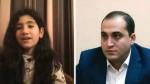 ՀՀ վարչապետի դուստրը դատի է տվել Նարեկ Սամսոնյանին