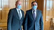 Շվեյցարիայում ՀՀ դեսպանը հանդիպում է ունեցել Շվեյցարիայի խորհրդարանի նախագահի հետ
