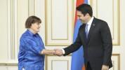 ԱԺ նախագահը և բարոնուհի Քոքսը քննարկել են Ադրբեջանի կողմից պահվող ռազմագերիների հարցը