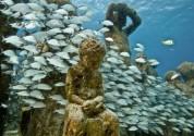 Ապշեցուցիչ քանդակներ` ծովի հատակին (ֆոտոշարք)