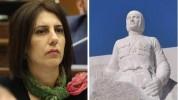 Մինչև մայիսի 9-ը Արցախի Մարտունիում պետք է հանեն Նժդեհի արձանը․ Սոֆյա Հովսեփյան