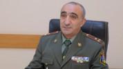 Ստեփան Գևորգյանին շնորհվել է գեներալ-մայորի զինվորական կոչում