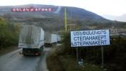 Ռուսաստանը հումանիտար օգնության երկրորդ խմբաքանակն է տեղափոխել Լեռնային Ղարաբաղ