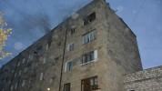 Հրդեհ Ստեփանակերտում. տուժածներ չկան (լուսանկարներ)