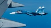 Ռուսական Սու-27 կործանիչը օդ է բարձրացել՝ Սև ծովի երկնքում ամերիկյան հետախույզ-օդանավին ու...