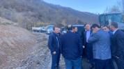 Տաթև-Աղվանի ճանապարհը նախատեսվում է ամբողջությամբ շահագործման հանձնել մինչև նոյեմբերի վերջ...