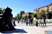 Գերմանացի զբոսաշրջիկները սկսել են զգալիորեն ավելի շատ այցելել Հայաստան