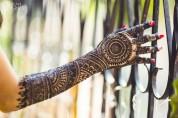 Հնդիկ աղջիկների հարսանեկան դաջվածքները