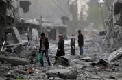 Դեր Զորում միջազգային կոալիցիայի իրականացրած ավիահարվածի հետևանքով ավելի քան 60 խաղաղ բնակ...