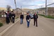 Տաշիրի տարածաշրջանի Սարչապետ համայնքի բնակիչները նույնպես միացել են «Իմ քայլը» շարժման