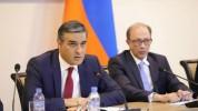 ԱԳ նախարարի հետ միասին հիմնավորել ենք, որ այսօր գլխավոր հարցը գերության մեջ գտնվող մեր հայ...