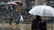 Ախուրյանի, Աշոցքի, Ապարանի, Թումանյանի, Տաշիրի և Մարտունիի տարածաշրջաններում ձյուն է տեղու...