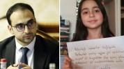 Նամակ Սոնային․ Տիգրան Ավինյանն անդրադարձել է երեխայի նամակ-խնդրանքին