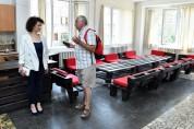 Աննա Հակոբյանը Աշոտ Բլեյանի հրավերով այցելել է «Մխիթար Սեբաստացի» կրթահամալիր