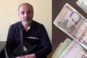 Ոստիկանները կասեցրին տարադրամի ապօրինի առքուվաճառքի գործունեությունը (տեսանյութ)