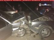 Սևանում ճակատ ճակատի են բախվել Mercedes-ն ու Volvo-ն. 3 վիրավորներից 2-ի վիճակը ծայրահեղ ծ...
