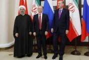 Ռուսաստանը, Իրանը և Թուրքիան սիրիական հարցով համատեղ հայտարարություն են ընդունել