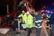 Թուրքիայում զբոսաշրջիկների ավտոբուս է վթարվել. կա 13 զոհ