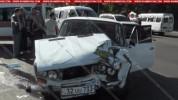 Խոշոր ավտովթար Երևանում. վիրավորների մեջ են ԱՄՆ դեսպանատան և ՊՆ աշխատակիցներ